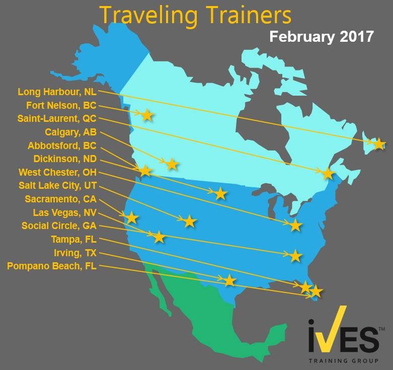 February 2017 IVES Update Newsletter · IVES Training Group