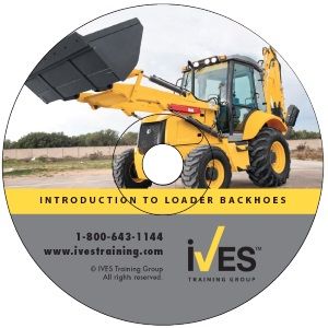 Intro to Loader Backhoes DVD image