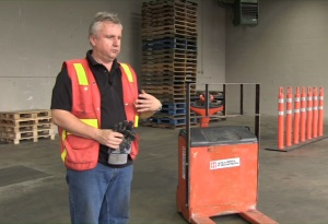 Intro to Powered Pallet Trucks DVD 1