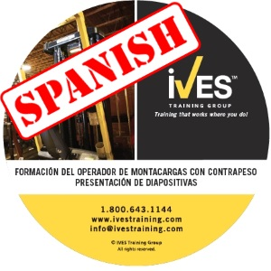 Counterbalanced Slide Presentation Spanish