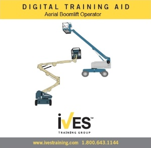 Aerial Boomlift Digital Training Aid *Internet