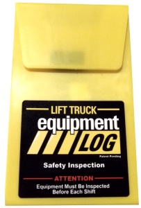 Lift Truck Log - Counterbalanced Propane 1