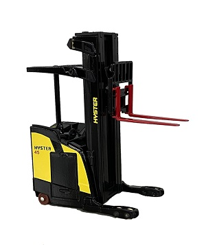 Narrow Aisle Forklift Trainer Power Pack Model NA CAT