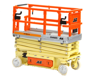Aerial Lifts Trainer Power Pack Model Electric Scissor Lift