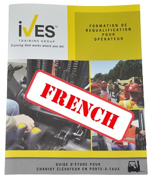 Counterbalanced Forklift Study Guide French