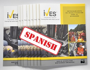 Counterbalanced Requalification Package Spanish
