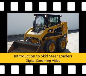 Skid Steer Loader Trainer Power Pack DVD Intro
