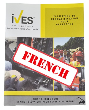 Rough Terrain Forklift Study Guide French