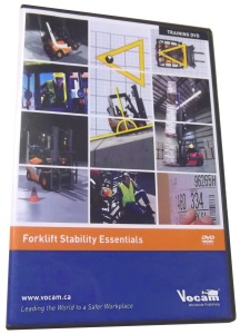 Forklift Stability Essentials DVD image