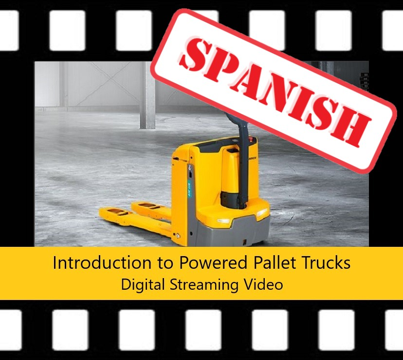 Intro to Pallet Truck Digital Streaming - SP