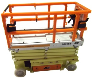 JLG 2646ES Electric Scissor Lift Model image