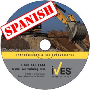 Intro to Excavators Spanish DVD