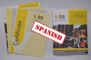 Powered Pallet Truck Compliance Package Spanish