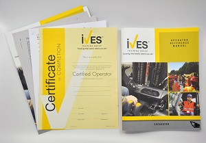 Excavator Compliance Package