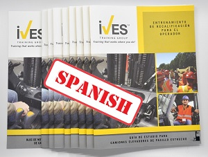 Narrow Aisle Requalification Package Spanish