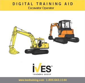 Excavator Digital Training Aid *Internet