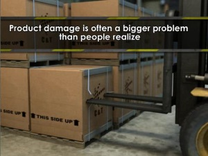 Forklifts - Reducing Product Damage DVD scrn 2
