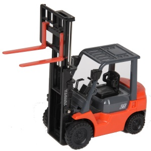 Toyota 8LT-25 CB Forklift - Gas Model
