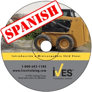 Intro to Skid Steer Loaders Spanish DVD