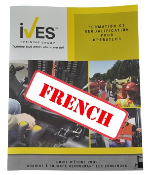 Narrow Aisle Forklift Study Guide French