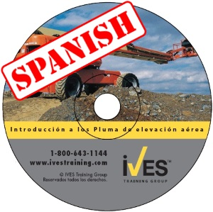 Intro to Aerial Boomlifts Spanish DVD
