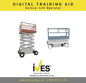 Scissor Lift Digital Training Aid *Download