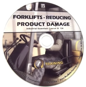 Forklifts - Reducing Product Damage DVD 2