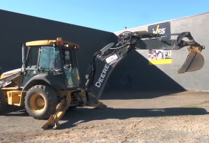 Intro to Loader Backhoes STREAMING 3
