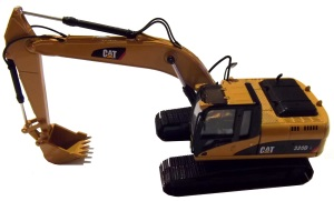 CAT 320D L Hydraulic Excavator Model image