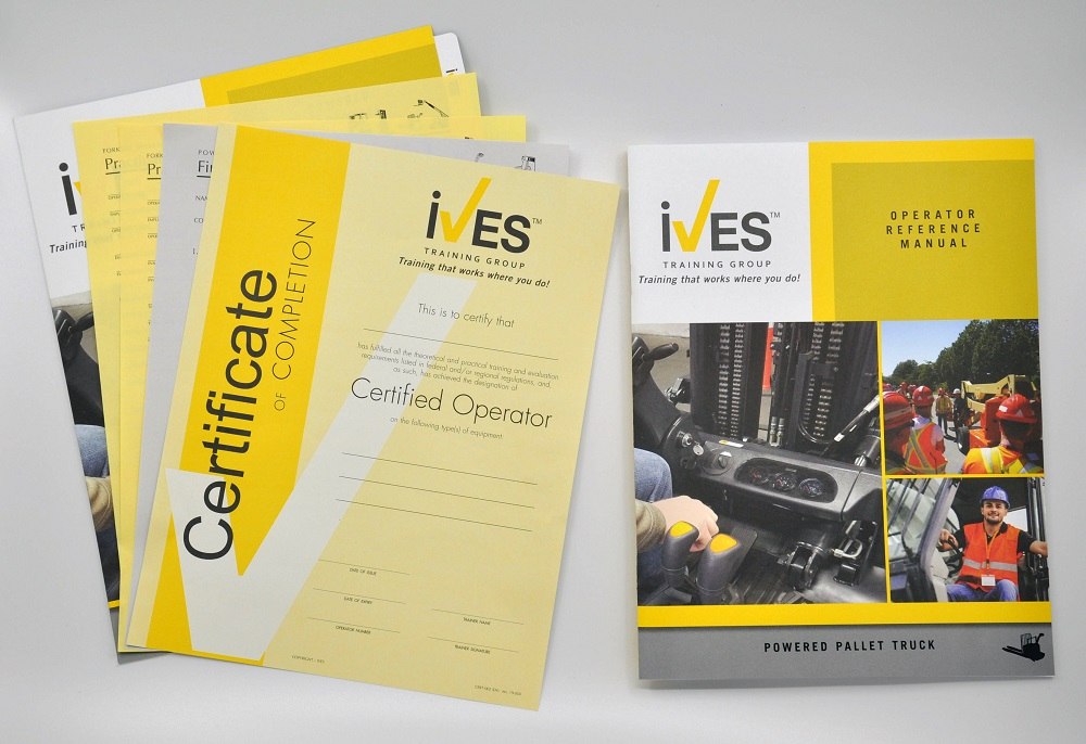 Powered Pallet Truck Compliance Package