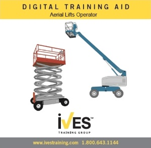 Aerial Lifts Digital Training Aid *Internet
