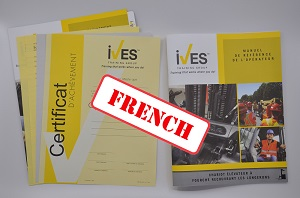 Narrow Aisle Forklift Compliance Package French