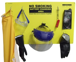 Complete Battery Handling PPE Kit