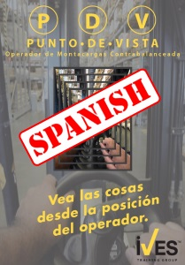 Point of View Counterbalanced Forklift Spanish DVD