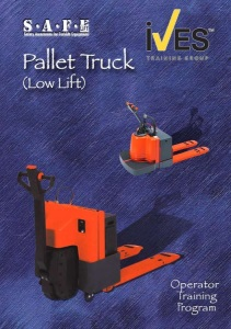 Pallet Truck (Low Lift) DVD