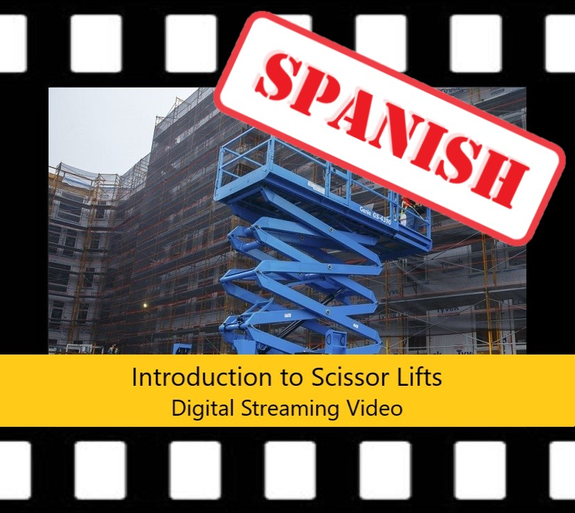 Intro to Scissor Lift Digital Streaming - SP image