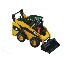 Cat 272C Skid Steer Loader