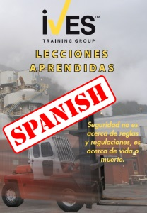 Lessons Learned Spanish DVD