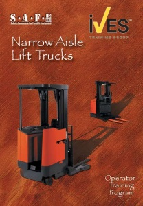 Narrow Aisle Lift Trucks DVD