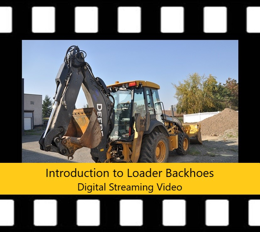 Intro to Loader Backhoes STREAMING