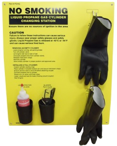 Complete Propane Handling PPE Kit image