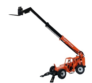 Rough Terrain Forklift Trainer Power Pack Model JLG G12