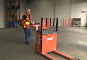 Intro to Powered Pallet Trucks DVD 2