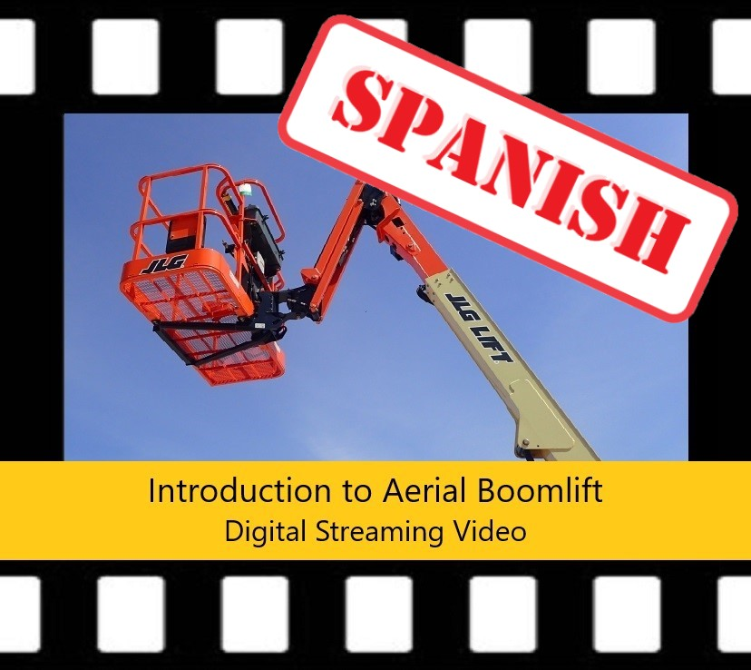 Intro to Aerial Boomlift Digital Streaming - SP