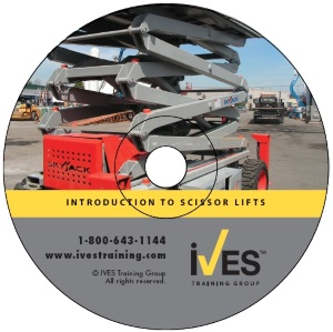 Intro to Scissor Lifts DVD