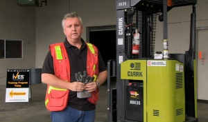 Intro to Narrow Aisle Forklifts DVD 1