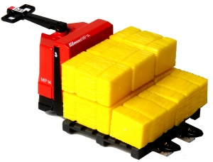 Powered Pallet Truck Model image
