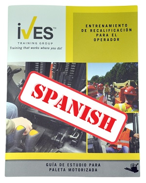 Powered Pallet Truck Study Guide Spanish