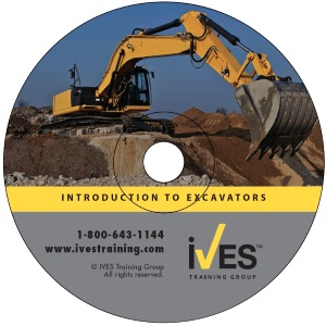 Intro to Excavators DVD image