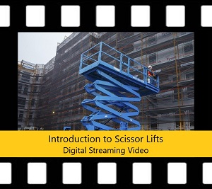 Aerial Lifts Trainer Power Pack Intro to Scissor Lift DVD